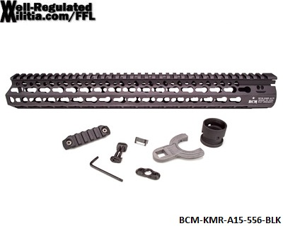 BCM-KMR-A15-556-BLK