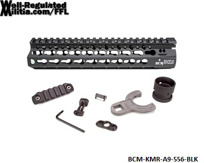 BCM-KMR-A9-556-BLK