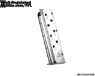 MCCGOV40N