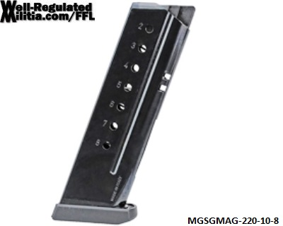 MGSGMAG-220-10-8