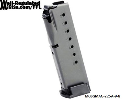 MGSGMAG-225A-9-8