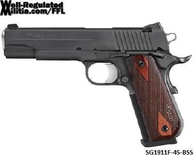 SG1911F-45-BSS