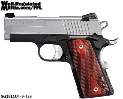 SG1911UT-9-TSS