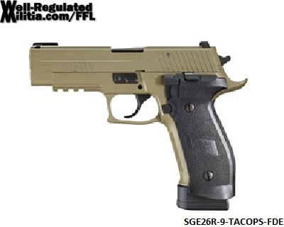 SGE26R-9-TACOPS-FDE