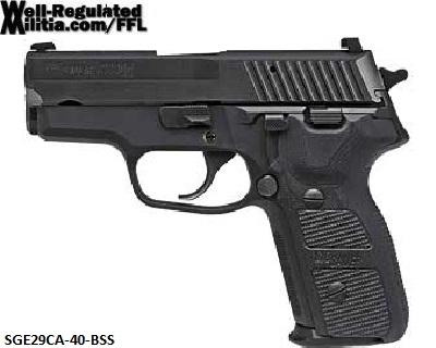 SGE29CA-40-BSS