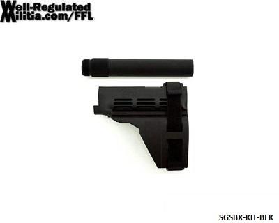 SGSBX-KIT-BLK