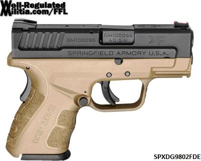 SPXDG9802FDE