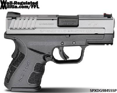 SPXDG9845SSP