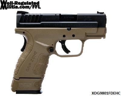XDG9801FDEHC