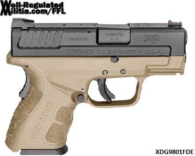 XDG9801FDE