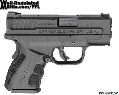 XDG9801SP