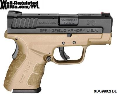 XDG9802FDE