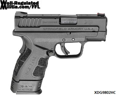 XDG9802HC