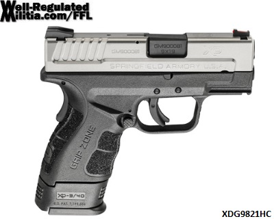 XDG9821HC