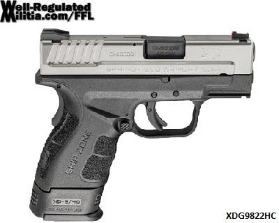 XDG9822HC
