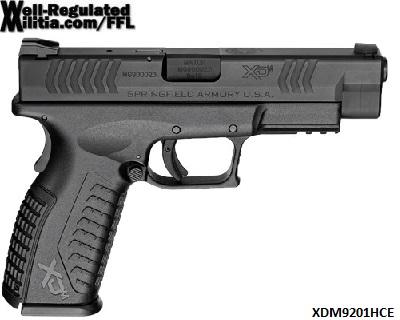 XDM9201HCE