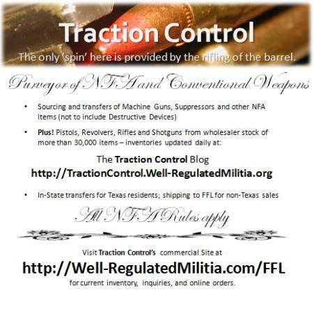 Traction Control Flyer